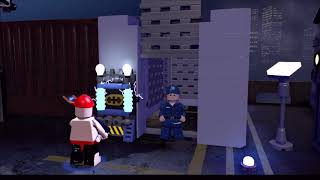Lego Jurassic World. The Lost World, Free Play: