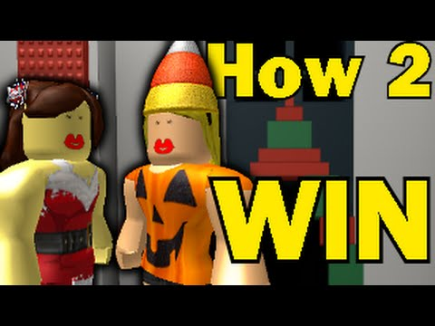How To Win At Roblox Events A Roblox Machinima By Phirefox Youtube