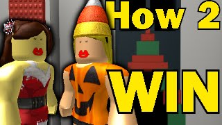 How to Win at ROBLOX Events - A ROBLOX Machinima by PhireFox