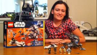 LEGO 7869 Battle for Geonosis LEGO Star Wars Review