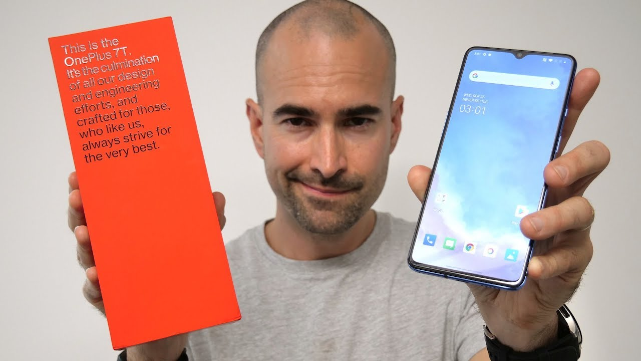 OnePlus 7T full overview
