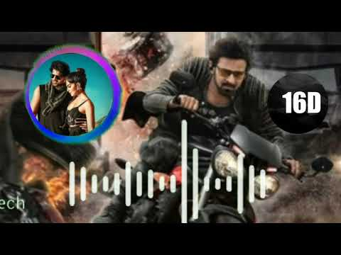 Sahoo Bad Boy Song Telugu  16d Bad Boy Song Dj