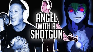 Chase Holfelder: ANGEL WITH A SHOTGUN [The Cab]【Cover + Lyric Video】