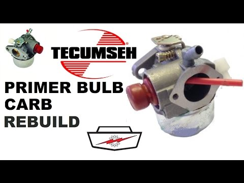 Carburetor Cleaning Amp Tune Up Of Toro 6 5hp Lawnmower With
