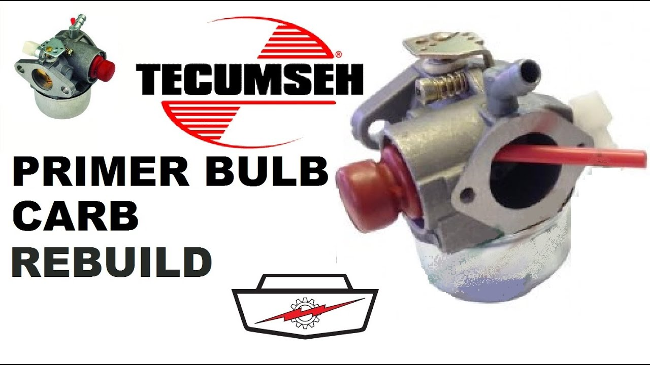 tecumseh carb rebuild part 1 youtube rh youtube com Tecumseh Throttle Linkage Diagram Tecumseh Ohh60 Air Filter