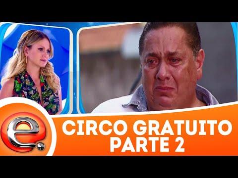 Circo Gratuito - Parte 2 | Programa Eliana (18/03/18)