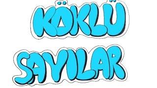 10dk da KÖKLÜ SAYILAR - Tonguc Akademi