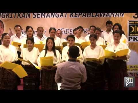 Mars PKS | Paduan Gereja Spiritus Santos | Ende