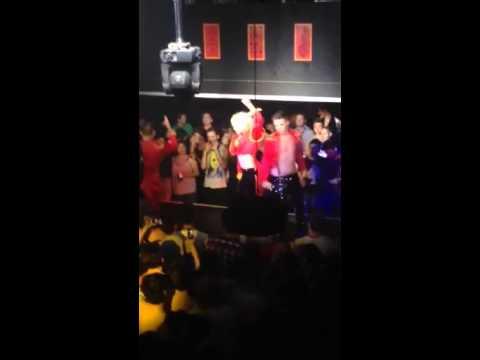 Twinkland @ Arq Sydney - Circus/Applause