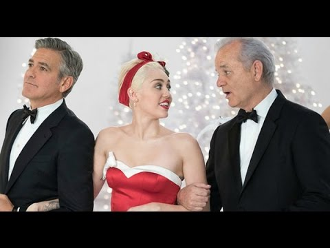 Miley Cyrus & Bill Murray - Sleigh Ride (A Very Murray Christmas)