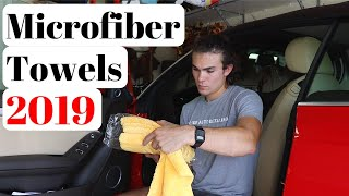 Microfiber Towels | Quality vs Quantity... THERE'S A TIME FOR BOTH!!!