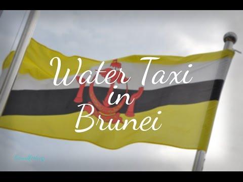 Water Taxi in Brunei
