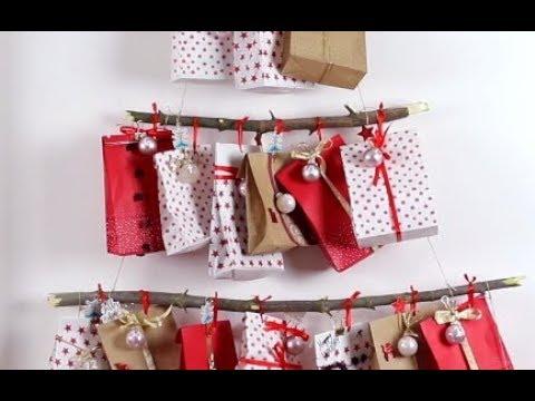 Depot Styles Diy Adventskalender Aus Papiertüten Youtube