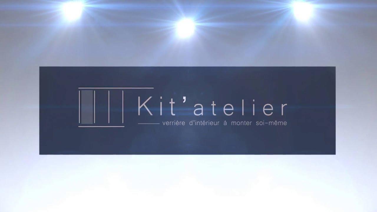 Verrière Dintérieur Kit Atelier