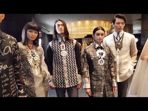 PREVIEW: Albert Andrada And Barge Ramos For New York Fashion Week Bridal 2019