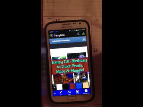 How to use the Photo Grid app