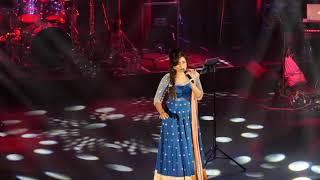 Shreya Ghoshal sings  Tum Bin  from Sanam Re, London 2016