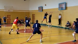Волейбол - Корнин vs Іскра 07.05.2017