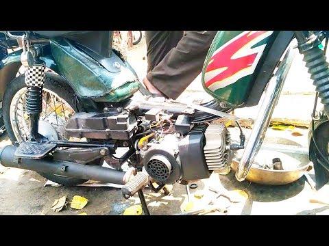 TVS XL Heavy Duty Engine Work in தமிழ் / PART - 3 / Rockfort Motor Works