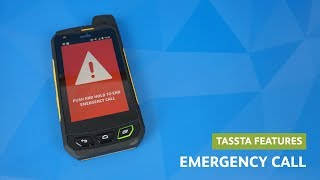 TASSTA Emergency Call Part 1