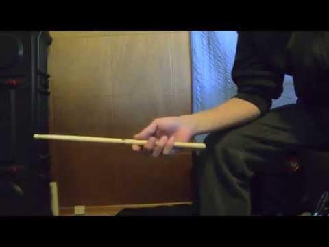 Drum Stick Trick : how to do drum stick tricks flip twirl spin youtube ~ Hamham.info Haus und Dekorationen