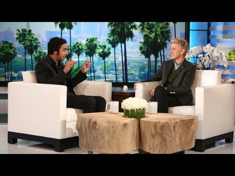 Kunal Nayyar Talks 'Big Bang Theory'