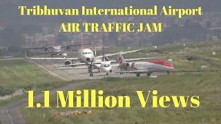 Kathmandu Airport need Second runway | Tribhuvan International Airport Air Traffic Jam | Episode 5 thumbnail