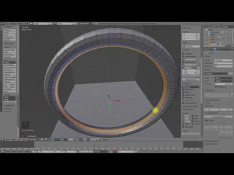 Blender and 3D printing - Design a coffee cup coaster - Create a first model for 3D printing