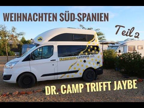 Cabo de Gata | Treff mit JayBe | Weihnachten in Süd-Spanien | Teil 2