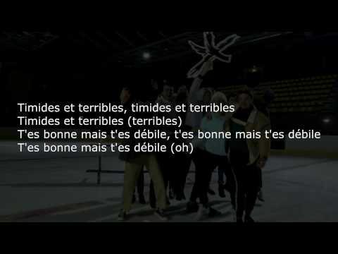 Columbine - Enfants Terribles [PAROLES/LYRICS]