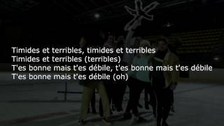 Columbine - Enfants Terribles [PAROLES/LYRICS]