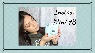♡ Instax Mini 7S HOW TO + DEMONSTRATION ♡