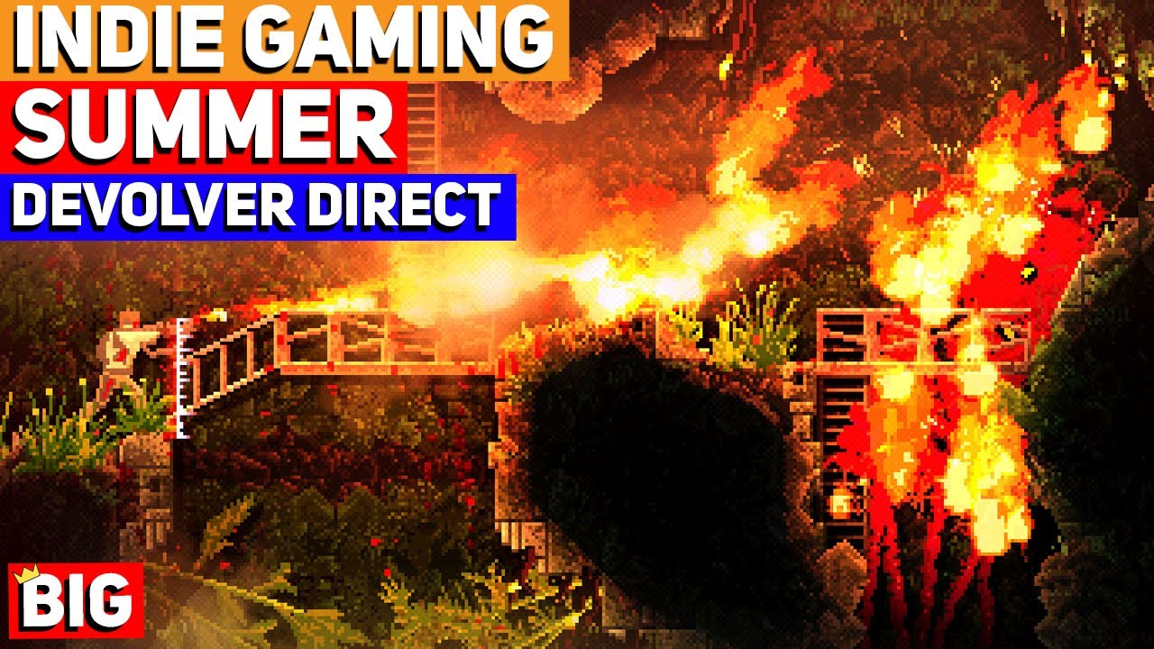 Summer of Indie Gaming – Devolver Direct | E3 2020