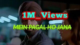 MEIN PAGAL HO JANA | Punjabi song | Anshul Tiwari Massora