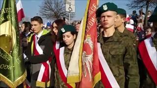 Oficjalne uroczystości Narodowego Święta Niepodległości na placu Zamkowym