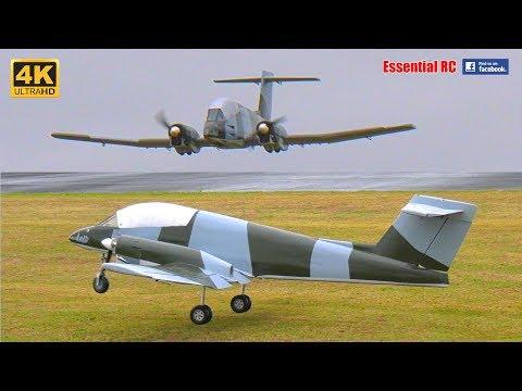 FMA IA 58 Pucará Agentine Ground-ATTACK TWIN ENGINE RC aircraft