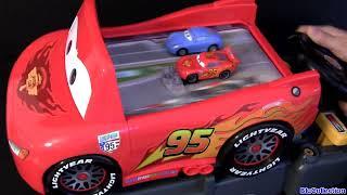Cars 2 Lightning McQueen Tomica Takara thumbnail