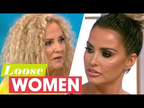 Katie Price's Mum Amy Speaks Candidly About Her Terminal Lung Condition  Loose Women