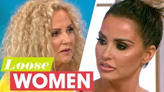 Katie Price's Mum Amy Speaks Candidly About Her Terminal Lung Condition | Loose Women