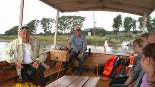 Video 2012-3-233 ***PREVIEW*** Boat ride on the Odra river of three parts - September 9-th 2012