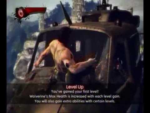 Игры на вынос - X Men Origins Wolverine