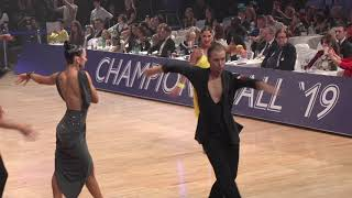 Download Champions Ball 2019: финал Pro International Latin Mp3 and Videos