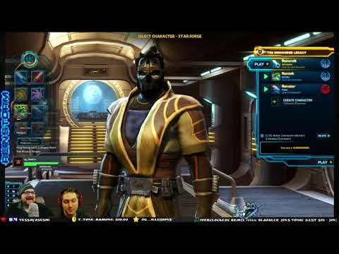 Jolly Coop w/ OmegabladeX and Friends - For the republic!  StarForge Server shenanigans Part 1