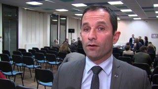 Loi travail : le député yvelinois Benoit Hamon mobilise