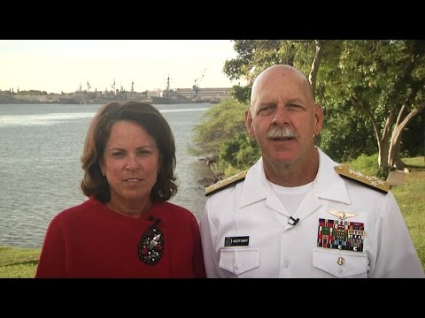 Adm. Swift's Pacific Fleet Holiday Message (2015)