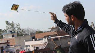 How to Fly a Kite - पतंग कैसे उड़ाए - Kite lover