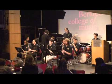 Boston Higashi Jazz Band in Music Therapy Symposium at Berklee College of Music