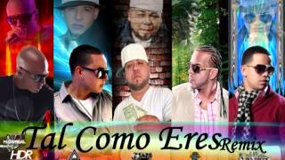 07 Divino Ft J Alvarez, Ñejo, Alexis Y Daddy Yankee - Tal Como Eres Remix