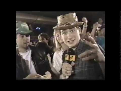 Beastie Boys HD :   Fight For Your Right  MTV Datona Beach  1987