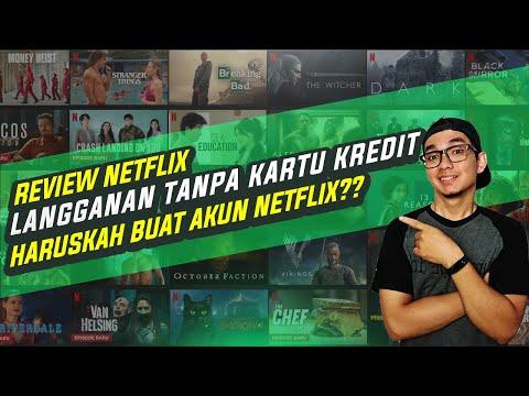 Bahas Netflix Indonesia, Cara Langganan Netflix Tanpa Kartu Kredit 🤑